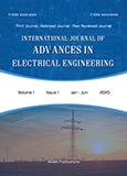 International Journal of Advances in Electrical Engineering